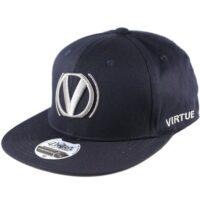 Virtue Paintball Flex Fit Hat (Navy - Highlander)