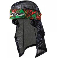 Dye Paintball Head Wrap (Eskimo Rasta)
