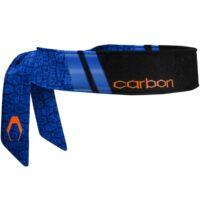 Carbon SC Paintball Headband (blau)