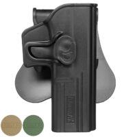 Amomax Paddleholster für Glock 17/22/31 Modelle