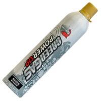 PuffDino Power Up Green Gas für Airsoft Waffen / Paintball Granaten - OHNE Silikon (560ml) - 14Kg