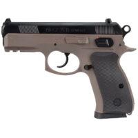 ASG CZ 75D Compact Airsoft Pistole (tan)