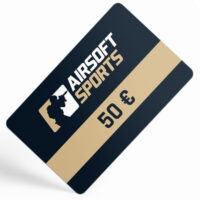 Airsoft Sports Geschenkgutschein / Gutscheinkarte (50,- Euro)