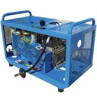 Paintball Kompressor für Spielfelder 200/300 Bar (gebraucht) - Angebote auf Anfrage!