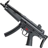 Heckler & Koch MP5 A5 EBB Airsoft Maschinenpistole (schwarz)