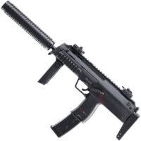 Heckler & Koch MP7 A1 SWAT AEG Airsoft Maschinenpistole (schwarz)