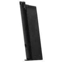 Ersatzmagazin für WE M1911 Airsoft GBB Pistole (schwarz)