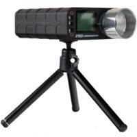 SPINA AC5000 Airsoft Chrony X3200 / FPS Messgerät mit Standfuß (schwarz)