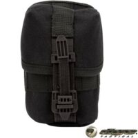 Dye Tactical Granaten Tasche, isoliert (schwarz)