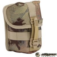 Dye Tactical Granaten Tasche, isoliert (Dyecam)