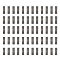 Index Camo Clips für 20mm Weaverrail (60er Packung) - schwarz