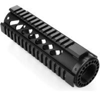 AR-15 Tactical Shroud / Handguard mit 20mm Weaverschienen (7