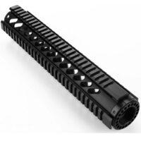 AR-15 Tactical Shroud / Handguard mit 20mm Weaverschienen (12