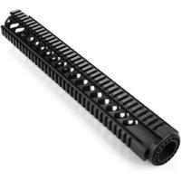 AR-15 Tactical Shroud / Handguard mit 20mm Weaverschienen (15