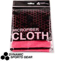 DSG Paintball Microfasertuch / Maskentuch 30x30cm pink/purple