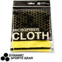 DSG Paintball Microfasertuch / Maskentuch 30x30cm (gelb)