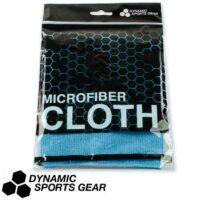 DSG Paintball Microfasertuch / Maskentuch 30x30cm hell blau