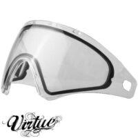 Virtue VIO Paintball Thermal Maskenglas (clear / klar)