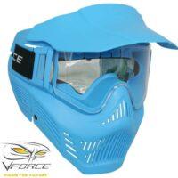 V-Force Armor Rental Paintball Maske (blau)