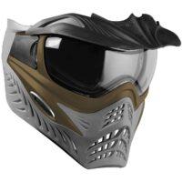 V-Force Grill Paintball Thermal Maske (grau/tan)