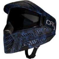 Carbon OPR Paintball Maske (Blau Camo)