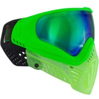 Virtue VIO XS Paintball Maske (Crystal Emerald)