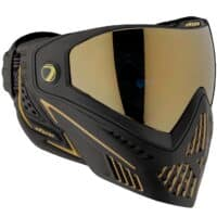 Dye I5 Paintball Thermal Maske ONYX GOLD (gold/schwarz)