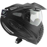 Dye SE Paintball Thermal Maske (schwarz)