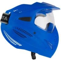 Dye SE RENTAL Paintball Maske, single Lens (blau)