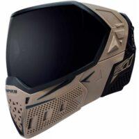 Empire EVS Paintball Maske (tan / schwarz)