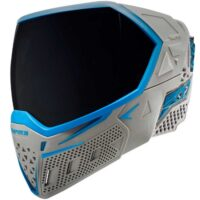 Empire EVS Paintball Maske (grau / cyan)
