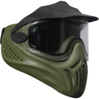 Empire Vents Helix Thermal Paintball Maske (oliv)