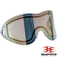 Empire Vents/E-Flex Paintball Thermal Maskenglas (Gold Mirror)