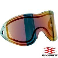 Empire Vents / E-Flex Paintball Thermal Maskenglas (Fire Mirror)