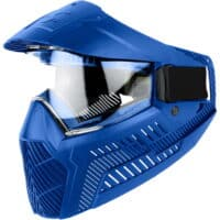 ProShar BASE Paintball Thermal Maske - blau