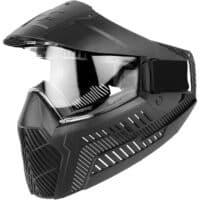 ProShar BASE Paintball Maske (single Lens) - schwarz
