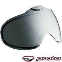 Proto Switch EL / FS / Dye Axis Paintball Masken Thermal Glas (Chrome Mirror)