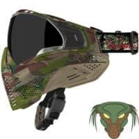 Push Unite Paintball Maske (Predator Camo)