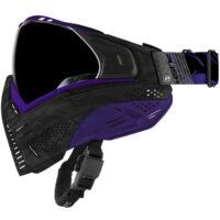 Push Unite Paintball Maske (Black Camo / Purple)