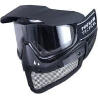 Tippmann Tactical Mesh Paintball & Airsoft Maske (schwarz)