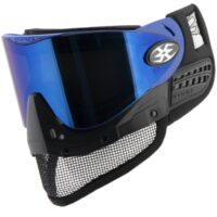 Tippmann E-Mesh Airsoft & MagFed Maske (blau)