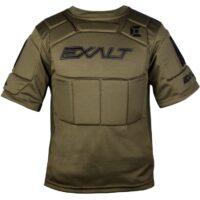 Exalt Alpha Chestprotector / Paintball Brustpanzer (oliv)