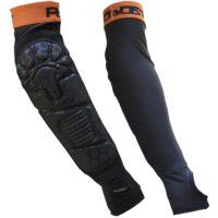 PBRack Armadillo 2.0 Elbow Pads / Ellenbogenschoner (schwarz/orange)