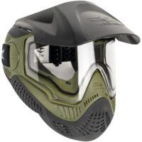 Valken Annex MI-9 Paintball Thermal Maske (oliv)