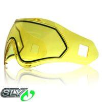 Valken Profit Paintball Thermal Maskenglas (gelb)