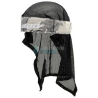 Dye Paintball Head Wrap (Urban Camo / schwarz-grau)