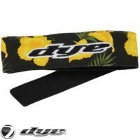 DYE C14 Paintball Head Band/Head Tie (Floral)