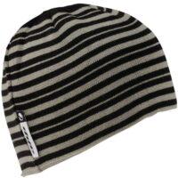 DYE Gator Beanie Paintball Mütze (schwarz/grau)