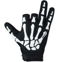 Exalt Death Grip Gloves Paintball Handschuhe (weiss)