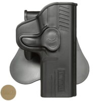 Amomax Paddleholster für Smith & Wesson MP9 Modelle
